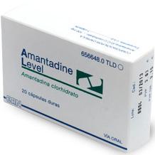 Amantadina in farmacia