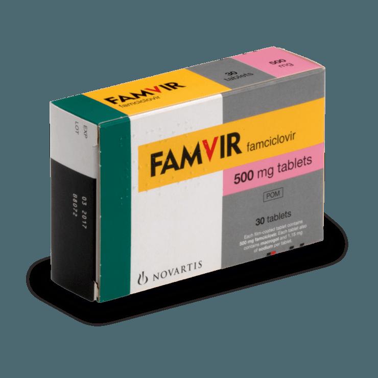 Famvir 250 mg